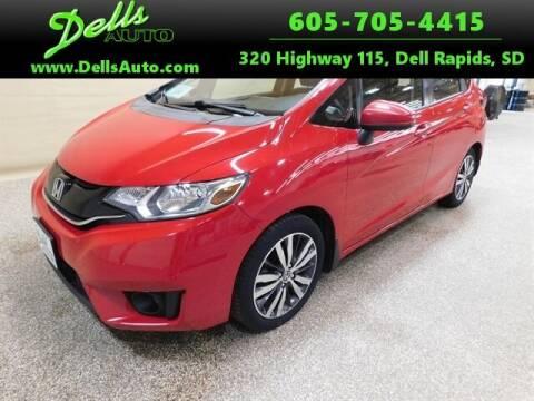 2015 Honda Fit for sale at Dells Auto in Dell Rapids SD
