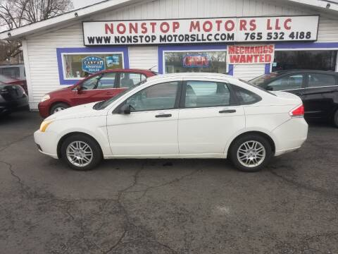 2010 Ford Focus for sale at Nonstop Motors in Indianapolis IN