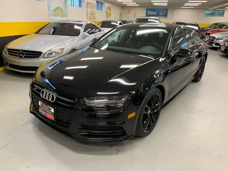 2018 Audi S7 for sale at Newton Automotive and Sales in Newton MA