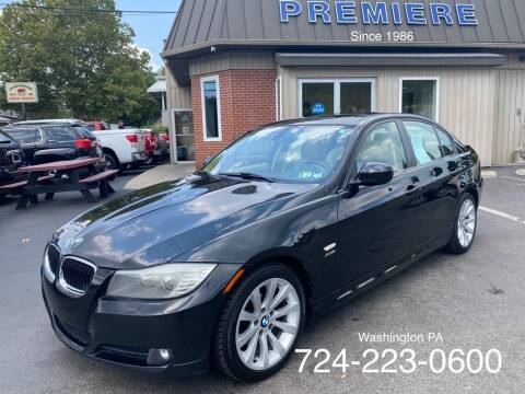 2011 BMW 3 Series for sale at Premiere Auto Sales in Washington PA