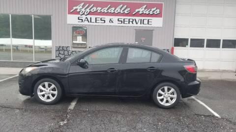 2010 Mazda MAZDA3 for sale at Affordable Auto Sales & Service in Berkeley Springs WV