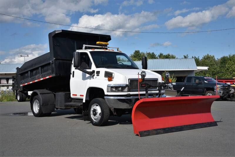 2009 GMC C5500 for sale at Michaels Auto Plaza in East Greenbush NY