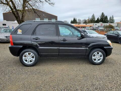 2005 Kia Sportage for sale at McMinnville Auto Sales LLC in Mcminnville OR