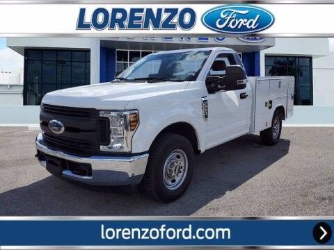 2018 Ford F-250 Super Duty for sale at Lorenzo Ford in Homestead FL