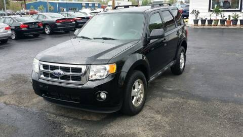 2010 Ford Escape for sale at Nonstop Motors in Indianapolis IN