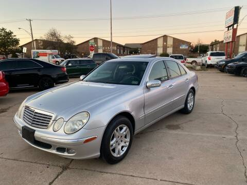 2006 Mercedes-Benz E-Class for sale at Car Gallery in Oklahoma City OK