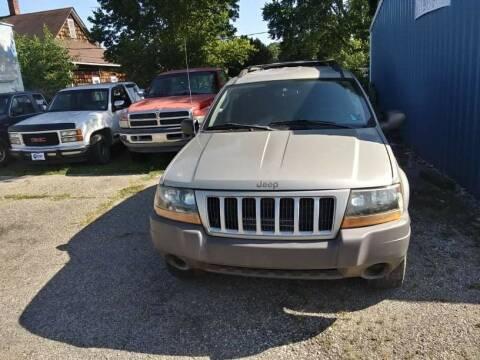 2004 Jeep Grand Cherokee for sale at New Start Motors LLC in Montezuma IN