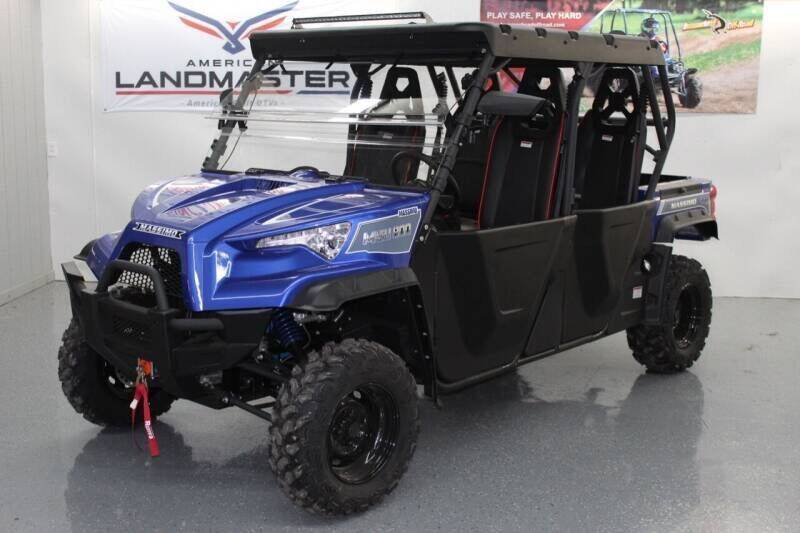 2021 Massimo MSU 800-5 UTV for sale at Lansing Auto Mart in Lansing KS