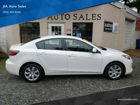 2013 Mazda MAZDA3 for sale at JIA Auto Sales in Port Monmouth NJ