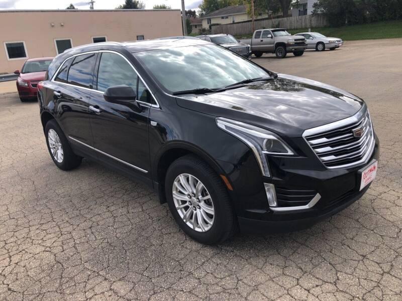 2018 Cadillac XT5 for sale at ROTMAN MOTOR CO in Maquoketa IA
