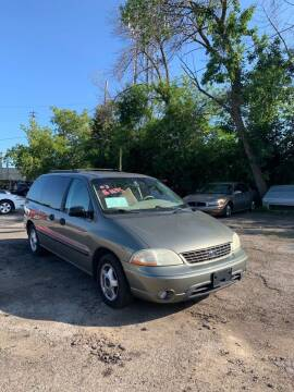 2003 Ford Windstar for sale at Big Bills in Milwaukee WI