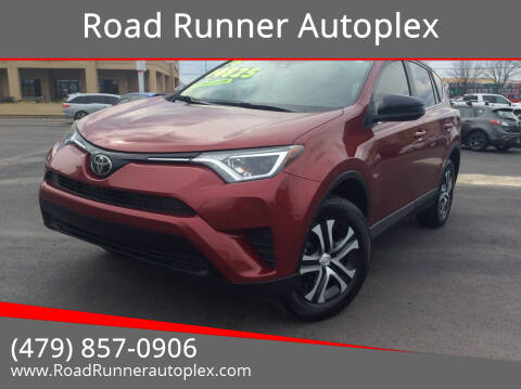 2018 Toyota RAV4 for sale at Road Runner Autoplex in Russellville AR