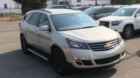 2017 Chevrolet Traverse for sale at Car Bazaar INC in Salt Lake City UT
