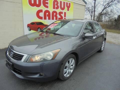2010 Honda Accord for sale at Right Price Auto Sales in Murfreesboro TN