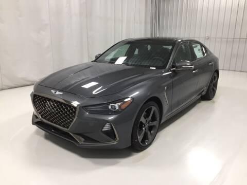 2019 Genesis G70 for sale at Elhart Automotive Campus in Holland MI