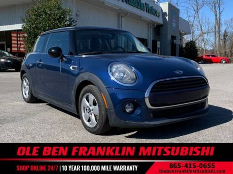 2017 MINI Hardtop 2 Door for sale at Ole Ben Franklin Mitsbishi in Oak Ridge TN