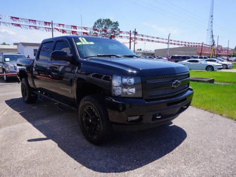 2011 Chevrolet Silverado 1500 for sale at BLUE RIBBON MOTORS in Baton Rouge LA