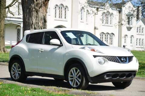 2014 Nissan JUKE for sale at Digital Auto in Lexington KY