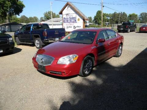 2010 Buick Lucerne for sale at Northwest Auto Sales in Farmington MN