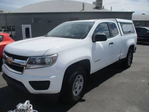 2015 Chevrolet Colorado for sale at Major Car Inc in Murray UT