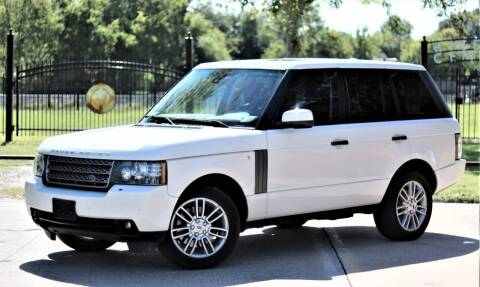 2010 Land Rover Range Rover for sale at Texas Auto Corporation in Houston TX