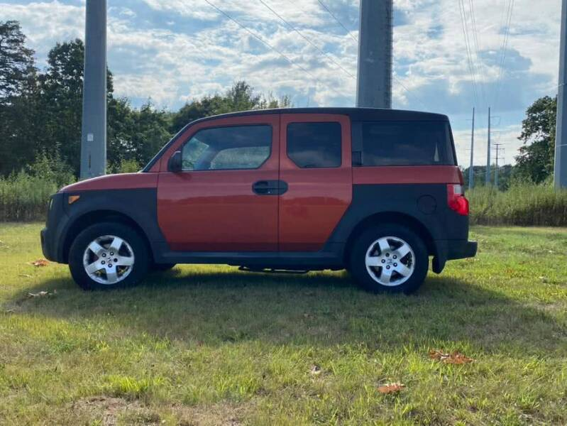 2005 Honda Element for sale at Vertucci Automotive Inc in Wallingford CT