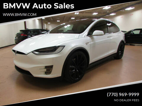 2016 Tesla Model X for sale at BMVW Auto Sales - Trucks and Vans in Union City GA