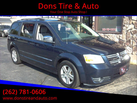 2008 Dodge Grand Caravan for sale at Dons Tire & Auto in Butler WI