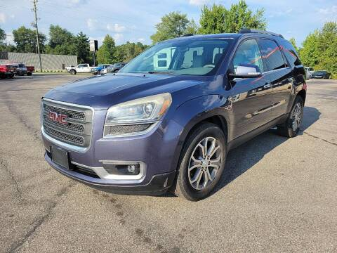 2013 GMC Acadia for sale at Cruisin' Auto Sales in Madison IN