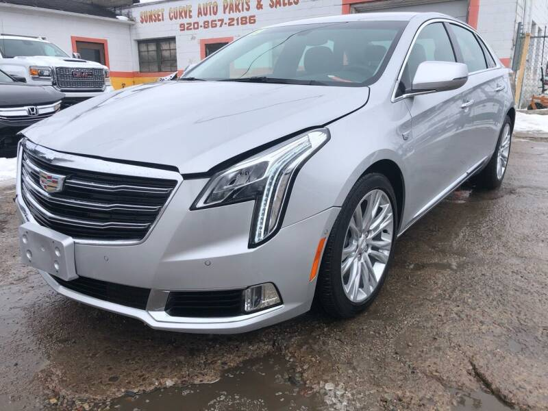 2019 Cadillac XTS for sale at SUNSET CURVE AUTO PARTS INC in Weyauwega WI