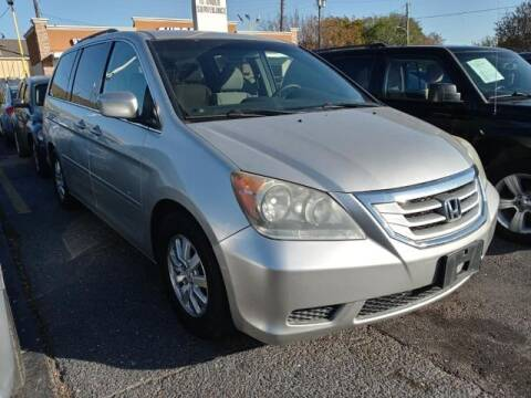 2008 Honda Odyssey for sale at Auto Plaza in Irving TX