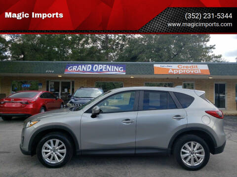 2013 Mazda CX-5 for sale at Magic Imports in Melrose FL