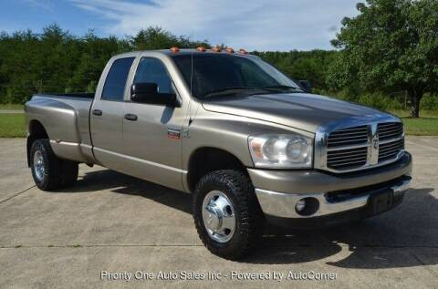 2008 Dodge Ram Pickup 3500 for sale at Priority One Auto Sales in Stokesdale NC