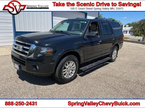 2014 Ford Expedition for sale at Spring Valley Chevrolet Buick in Spring Valley MN