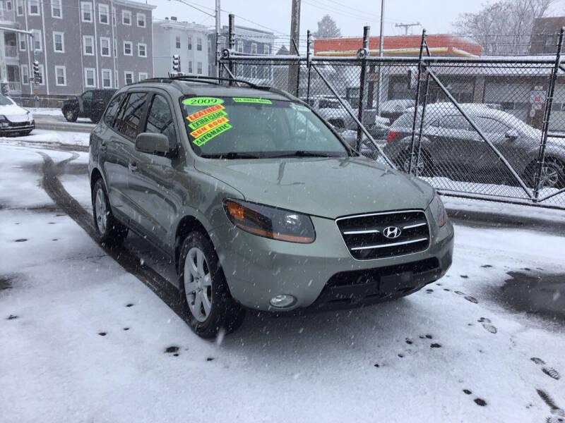 2009 Hyundai Santa Fe for sale at Adams Street Motor Company LLC in Dorchester MA