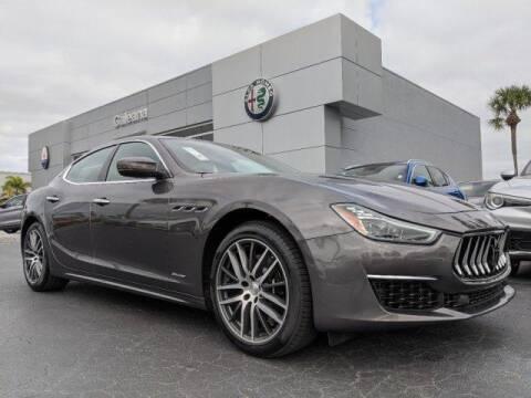 2019 Maserati Ghibli