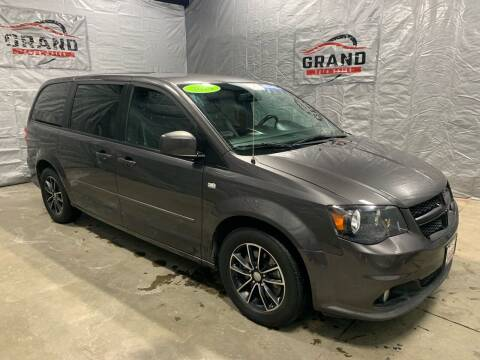 2014 Dodge Grand Caravan for sale at GRAND AUTO SALES in Grand Island NE