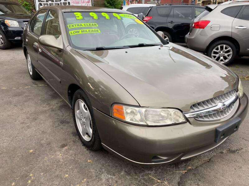 2000 Nissan Altima for sale at James Motor Cars in Hartford CT