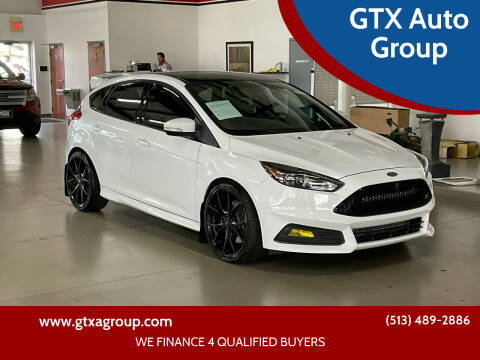 2015 Ford Focus for sale at GTX Auto Group in West Chester OH