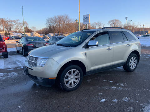 2010 Lincoln MKX for sale at Peak Motors in Loves Park IL