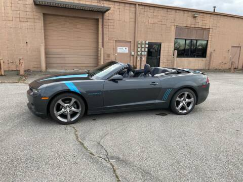 2014 Chevrolet Camaro for sale at Certified Auto Exchange in Indianapolis IN
