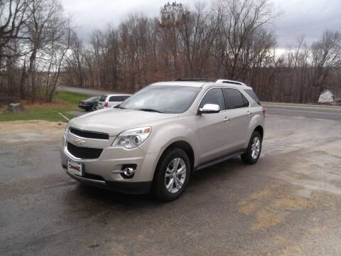 2011 Chevrolet Equinox for sale at Clucker's Auto in Westby WI