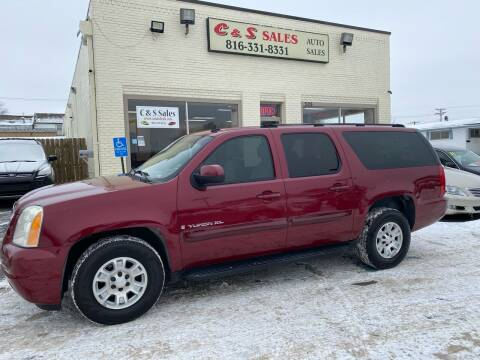 2007 GMC Yukon XL for sale at C & S SALES in Belton MO