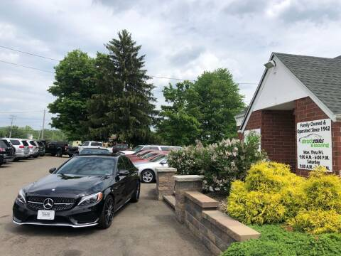 2017 Mercedes-Benz C-Class for sale at Direct Sales & Leasing in Youngstown OH