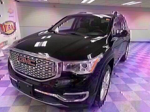 2018 GMC Acadia for sale at Mirak Hyundai in Arlington MA