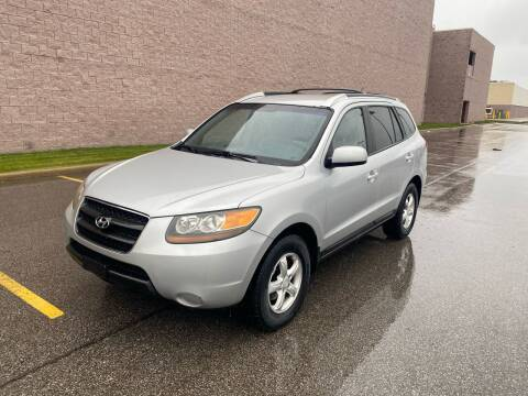 2007 Hyundai Santa Fe for sale at JE Autoworks LLC in Willoughby OH