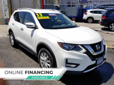 2017 Nissan Rogue for sale at LIBERTY AUTOLAND INC - LIBERTY AUTOLAND II INC in Queens Villiage NY
