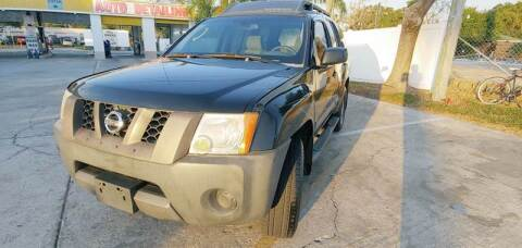 2005 Nissan Xterra for sale at Autos by Tom in Largo FL