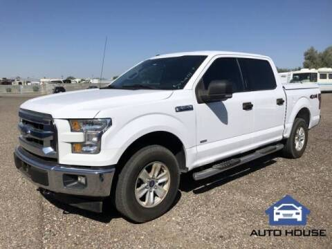 2017 Ford F-150 for sale at MyAutoJack.com @ Auto House in Tempe AZ