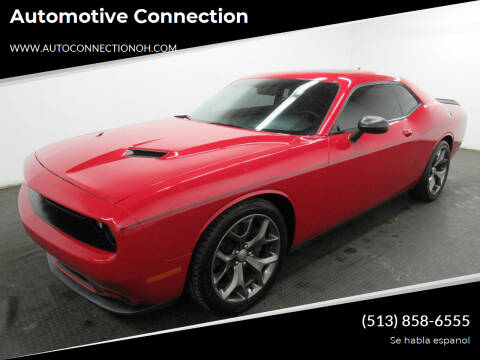 2015 Dodge Challenger for sale at Automotive Connection in Fairfield OH